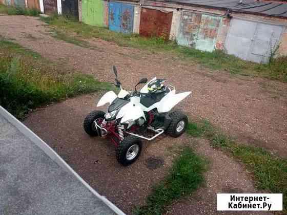 Quad Raider 450 Уфа
