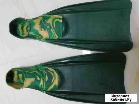Продам резиновые ласты для плавания Биробиджан