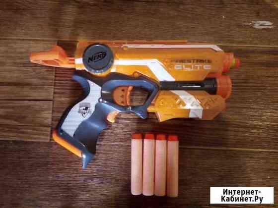 Nerf firestrike elite Братск