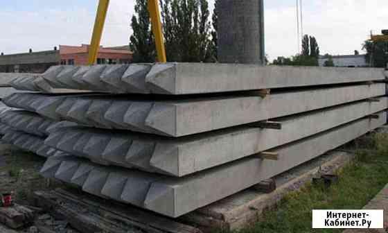 Сваи забивные железобетонные цельные для опор мостов Смоленск