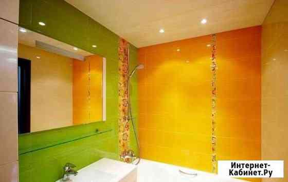 Ремонт ванной укладка кафеля под ключ Екатеринбург