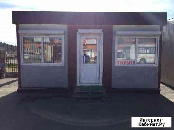 Торговый павильон, 24 кв.м. Чита