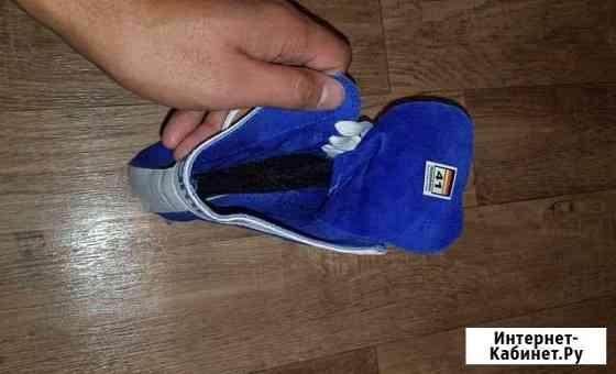 Обувь самбовка Кызыл