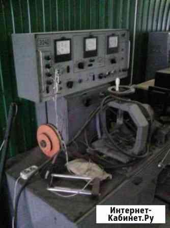 Стенд для проверки стартеров И генераторов Жуков