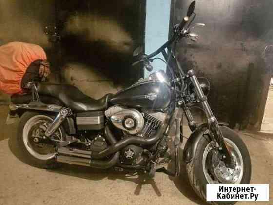 Harley Davidson Fat Bob 2008 Уфа