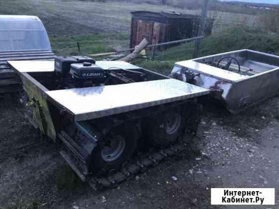 Изготовлю на заказ вездеходную технику, трактор Ухта
