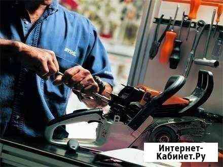 Ремонт бензопил штиль stihl Улан-Удэ
