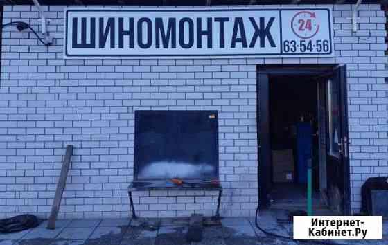 Работник шиномонтажа Петрозаводск