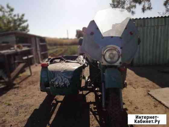 Мотоцикл урал-М-67-36 1980 г Волгоград