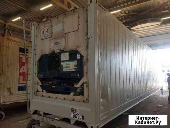 Рефконтейнер 40 футов Рубцовск