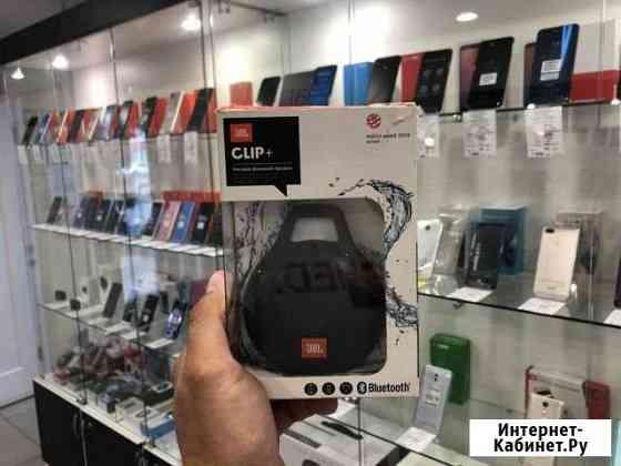 Беспроводная акустика JBL Clip Plus Екатеринбург
