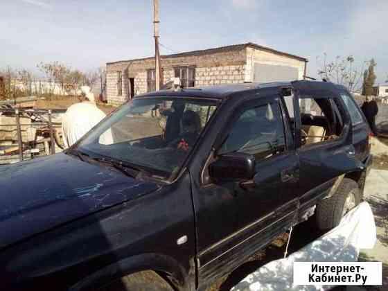 Opel Frontera 2.2МТ, 2003, внедорожник, битый Приморский