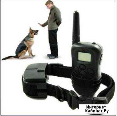 Электронные ошейники, антилай для собак 2-100 кг Грозный