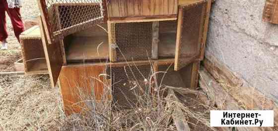 Клетка для кроликов Братск