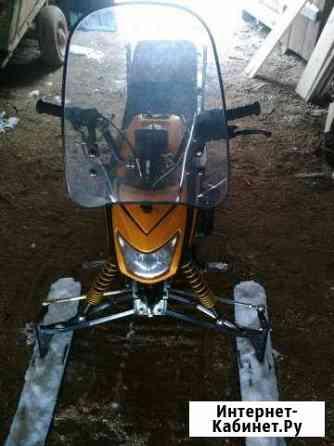 Снегоход Динго Т125 Сылва