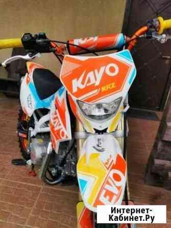 Питбайк kayo evolution YX125EM Черноморское