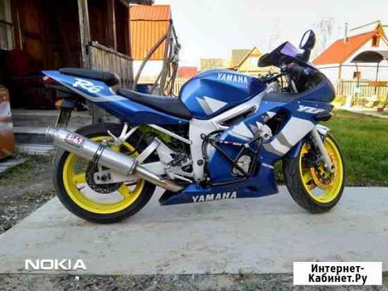 Продам мотоцик Ямаха YZF -R6 Сургут