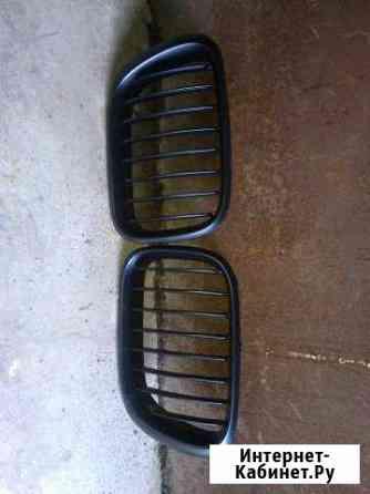 Решетки радиатора BMW X5 кузов E53 Южно-Сахалинск