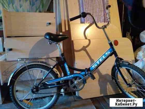 Велосипед stels Братск