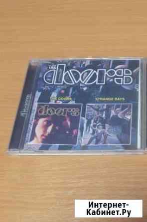 The Doors: The Doors + Strange Days (Аудио CD) Челябинск
