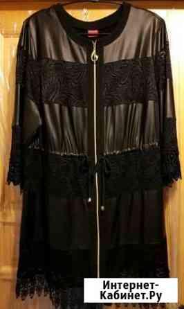 Платье-туника Магадан