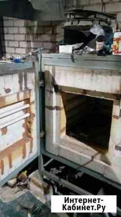 Муфельная печь Караваево