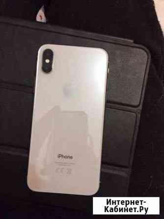 Продам iPhone X 64Gb Великий Новгород
