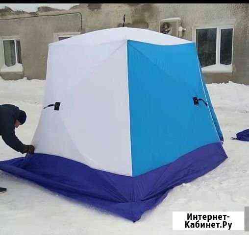 Палатка трех слойная Елизово