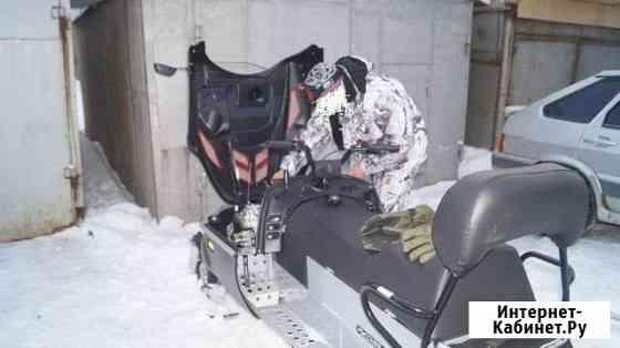 Снегоход Тайга Варяг -500 Уфа