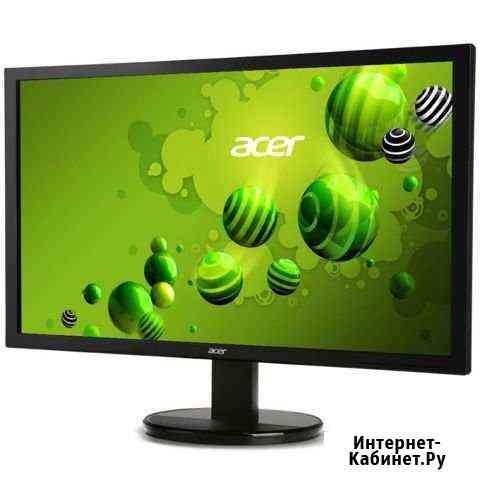 Новый монитор 22 дюйма, Acer K222hql Горно-Алтайск