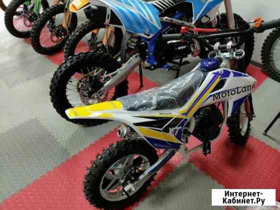 Питбайк MotoLand 50 XT50 Пермь