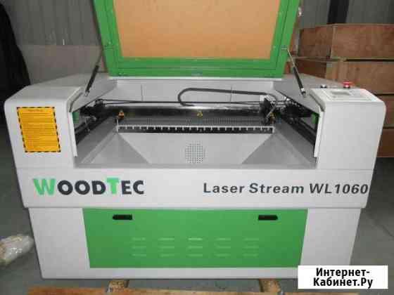 Лазерно-гравировальный станок с чпу WoodTec 1060 Иваново