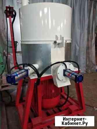 Агломератор (полуавтомат) 55 кВт, 150-230 кг/ч Калуга