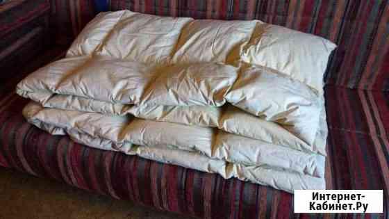 Пуховые одеяла, новые Омск