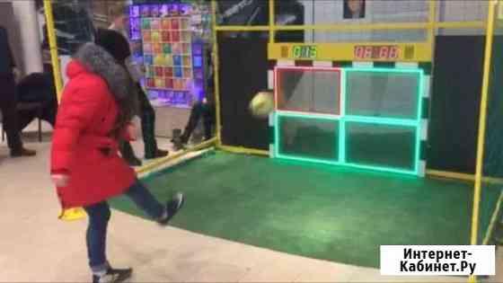 Интерактивный Футбольный аттракцион. Модель 4 Барнаул