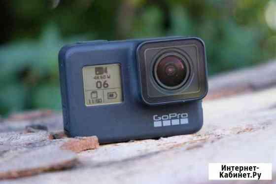 Экшн-Камера GoPro Hero 7 Black. Tехносеть Владивосток