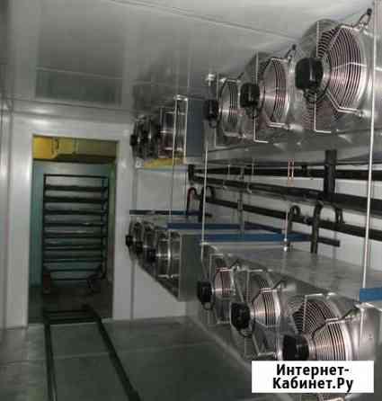 Оборудование для Шоковой заморозки мяса. В наличии Вологда
