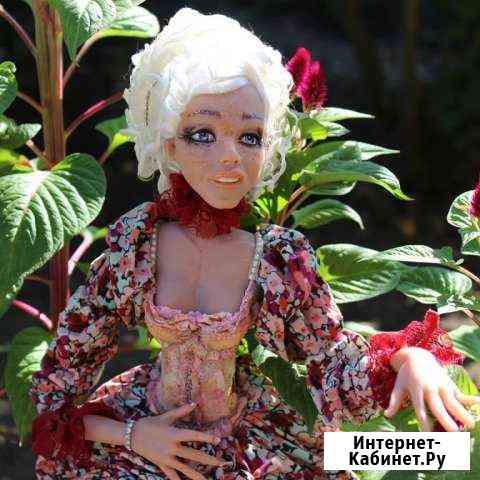 Авторская кукла Надым