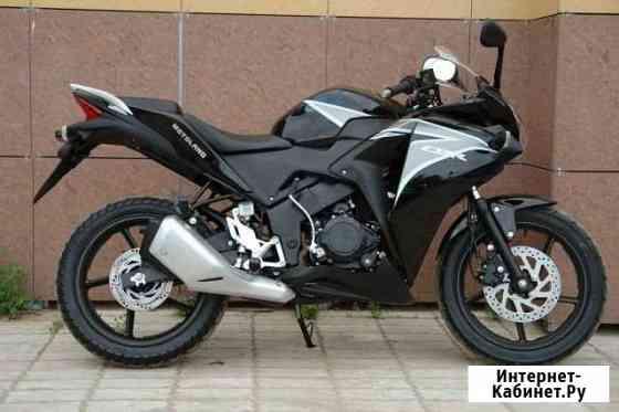 Мотоцикл с объемом двигателя 250 см3 Вельск