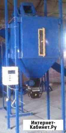 Дозатор весовой сыпучих материалов шлюзовый Томск