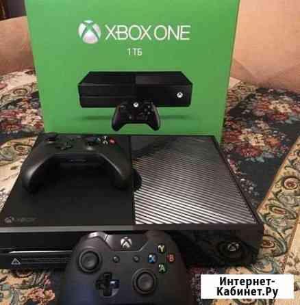 Xbox One, 30 Игр, 1000 Гб Великий Новгород