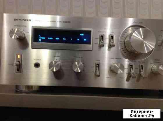 Усилитель Pioneer sa-8800 78-79г Винтажный 220в Челябинск