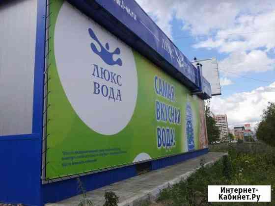Печать баннеров, световые вывески, объёмные буквы Нижневартовск