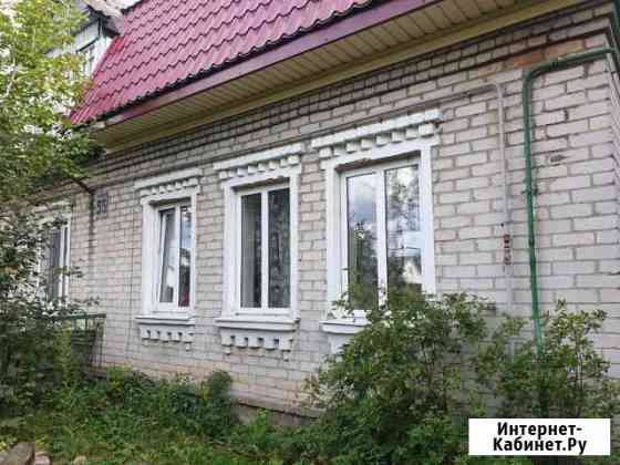 Дом 60 кв.м. на участке 7 сот. Брянск