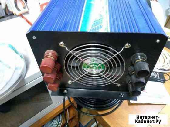 Инвертор 3 кВт Елизово