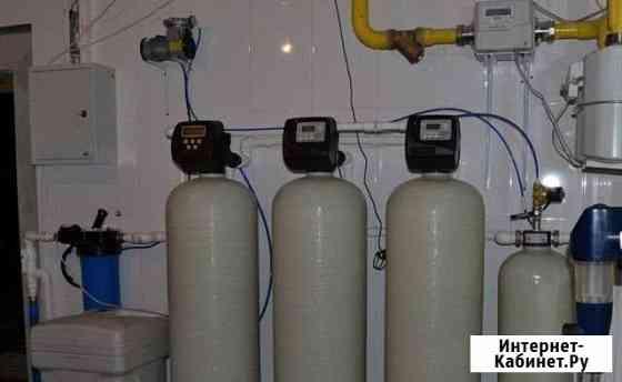 Фильтры воды на заводах, предприятиях Великий Новгород