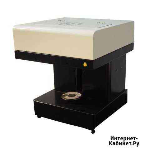 Кофе принтер цветной Ярославль