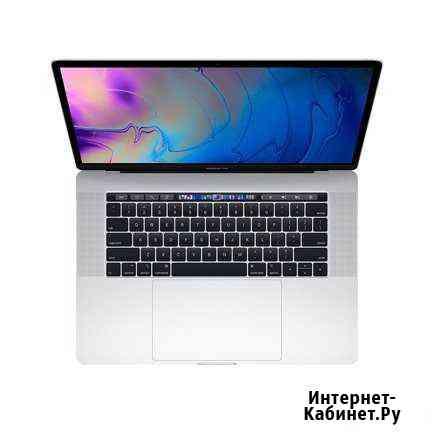 Apple MacBookPro 15 TB i7 2,2/16/R555X/512SSD Sil Владивосток