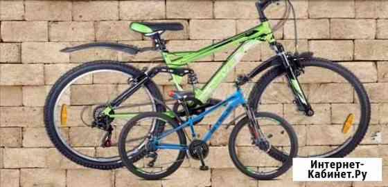 Обмен 2 велосипедов на гараж+доплата Биробиджан