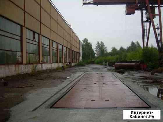 Платформенные автомобильные весы Пермь